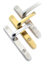 SupaSecure Lever Door Handles ALL FINISHES 11