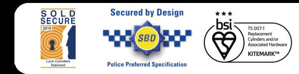 BSI ProSecure 3 Star Cylinder banner
